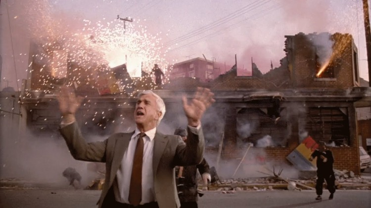 The Naked Gun 33 1/3: The Final Insult by Peter Segal
